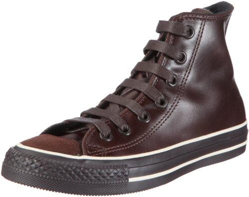 Converse CT AS HI Leather chocolate AQ564, Unisex - Erwachsene, Sneaker, Braun (chocolate), EU 40 (US 7)