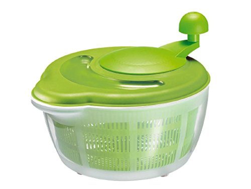 Westmark Germany Salad Spinner High Quality Large Salad Spinner (Green)