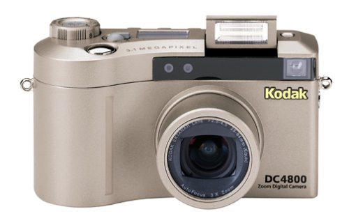 Kodak DC4800 3.1MP Digital Camera w/ 3x Optical Zoom