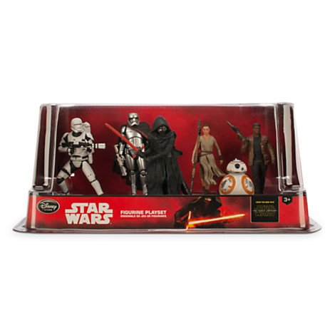 Star Wars Awakens figures