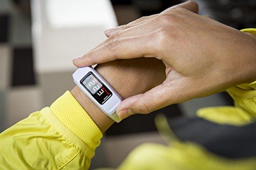 Garmin vívofit 2 Bundle with Heart Rate Monitor, Black