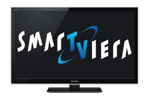 Panasonic TX-L32EW5 80 cm (32 Zoll) LED-Backlight-Fernseher, Energieeffizienzklasse A+ (Full-HD, 100Hz blb, DVB-S/T/C, Smart TV) Piano-schwarz