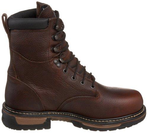 Rocky Men S Iron Clad 8 Quot Waterproof Non Steel Boot Bridle