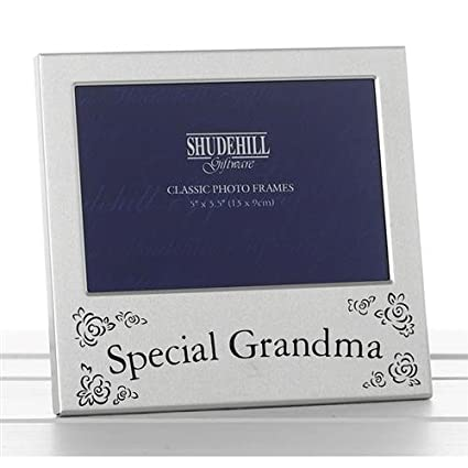 Shudehill Giftware - Special Grandma Photo Frame 100 Cheap Gift Ideas For Her Under £20 - The 2015 Gift Guide
