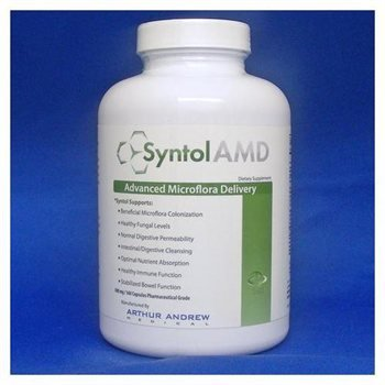 Buy Arthur Andrew Medical - Syntol AMD 360 caps
