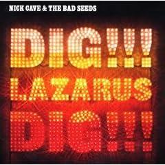nick cave dig lazarus digg album cover