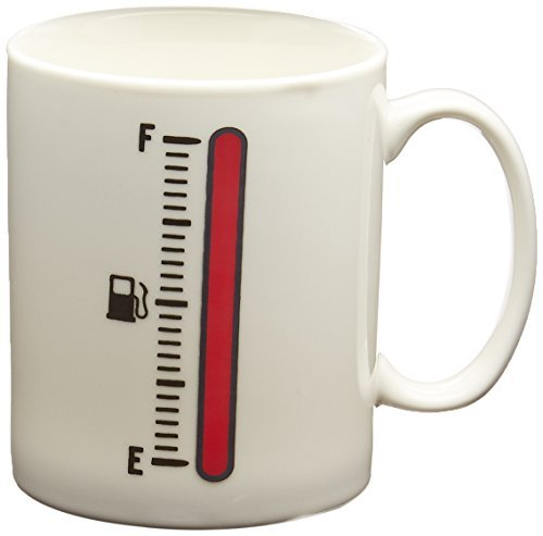 Heat Activated Coffee Mug