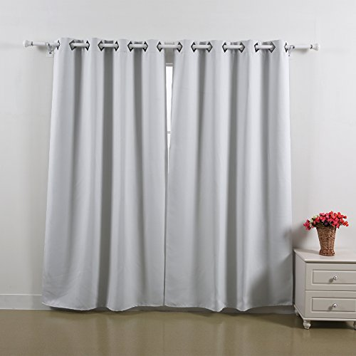 95 Inch Curtains With Grommets