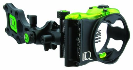 IQ Bowsights 5-Pin Micro Bowsight with Retina Lock Technology,Right Hand