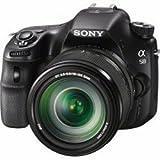 ソニー デジタル一眼カメラ「α58」高倍率レンズキットSONY α58 SLT-A58M