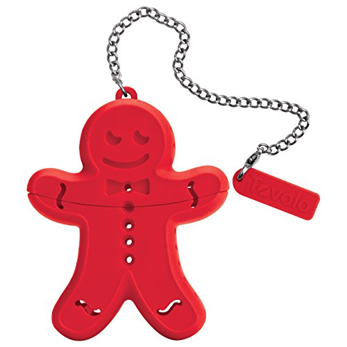 Tovolo Tea Infuser, Gingerbread