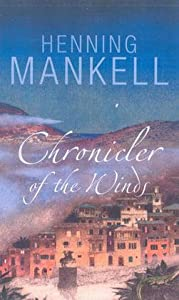 "Cover of ""Chronicler of the Winds"""