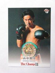 BBM2014ボクシング「The Champ ?」【山中慎介】レギュラーカード26≪ボクシングカードセット≫