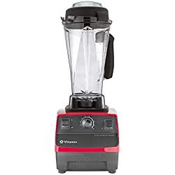 Vitamix TNC 5200 - Licuadora, color rojo