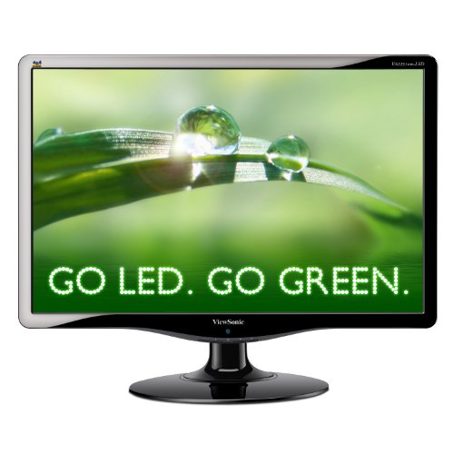 Viewsonic VA2231WM-LED 22-Inch Widescreen LED Monitor