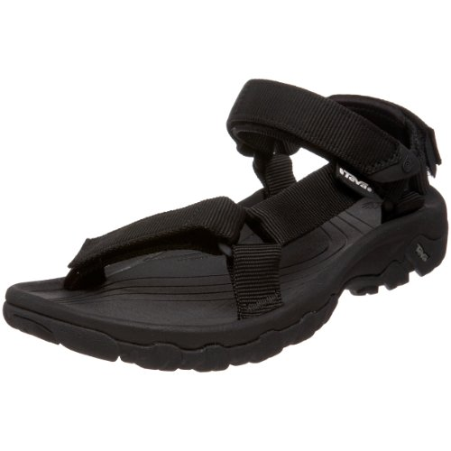 [テバ] Teva W Hurricane XLT 4176 BLK (BLACK/US8)
