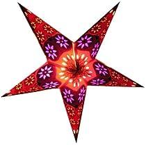 Indian paper star lanterns