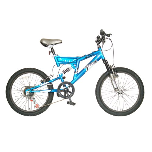 Mantis Zero Full Suspension Kid's Bike