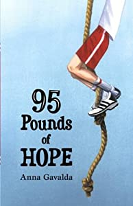 """Cover of """"95 Pounds of Hope"""""""
