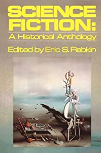 """Cover of """"Science Fiction: A Historical A..."""