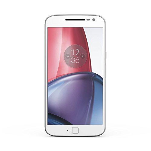 モトローラ スマートフォン Moto G4 Plus ( ホワイト / Android / 5.5インチ / 3GB / 32GB / 1600万画素 ) 国内正規代理店 AP3753AD1J4 AP3753AD1J4