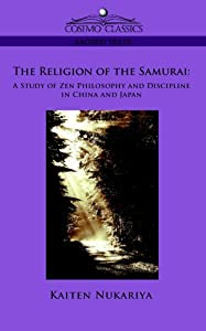 """Cover of """"The Religion of the Samurai: A ..."""