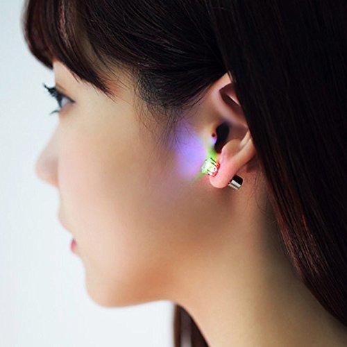 MassMall-New-Fashion-Light-Glowing-LED-Earrings-Ear-Drop-Crystal-Pendant-Light-up-EarringsStuds-Multicolor-Bright-Stylish-Fashion-Earrings