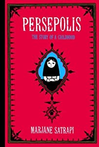 "Cover of ""Persepolis: The Story of a Chil..."