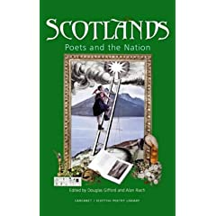 Scotlands: Poets and the Nation, Alan Riach. Copertina.