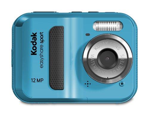 Kodak EasyShare Sport C123 12 MP Waterproof Digital Camera (Blue)