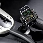 Apple iPhone Car Cup Holder Mount Fits 3G 3GS 4 4S for $21.88 + Shipping