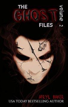 The Ghost Files 2 by Apryl Baker| wearewordnerds.com