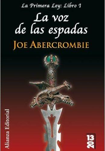 La voz de las espadas de Joe Abercrombie