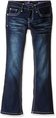 Lee-Girls-Big-Girls-Susan-Heavy-Stitch-Boot-Jean-Biker-Blue-10