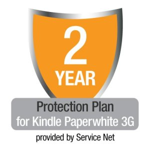 2-Year Protection Plan plus Accident Coverage for Kindle Paperwhite 3G, US customers only