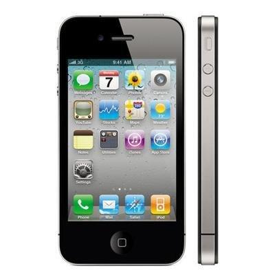 アップル 国内版 Apple SoftBank iPhone 4 16GB ブラック MC603J/A
