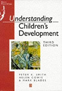 "Cover of ""Understanding Children's Develo..."