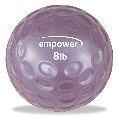 Empower Fingertip Grip Medicine Ball with DVD