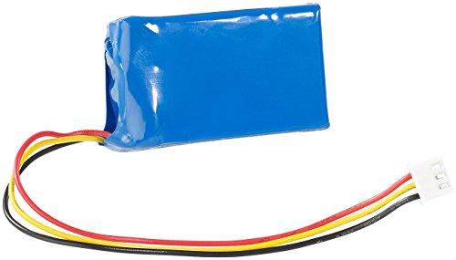 Sichler Li-Po-Akku 3,7 V für Fensterputz-Roboter PR.030 und PR.025