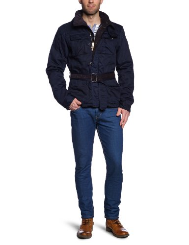Scotch & Soda Herren Jacke 12040810041-Half long jacket