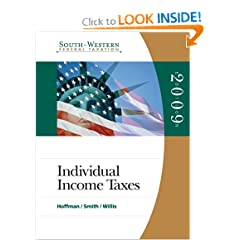South-Western Federal Taxation 2009: Individual Income Taxes (with TaxCut® Tax Preparation Software CD-ROM) (West's Federal Taxation: Individual Income Taxes)