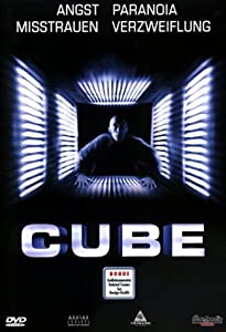 """Cover of """"Cube"""""""
