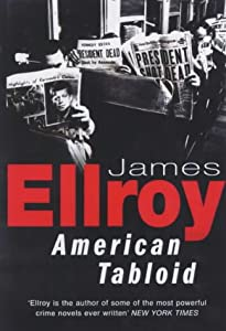"Cover of ""American Tabloid"""
