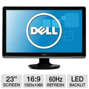 Dell Wide Screen ST2320 23-Inch Screen LED-lit Monitor