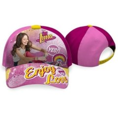 KIDS-LICENSING-Gorra-Soy-Luna-Enjoy-Love-8435333858530