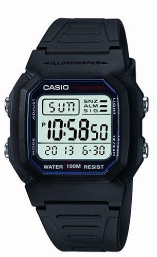 Casio Collection Herren-Armbanduhr Digital Quarz W-800H-1AVES