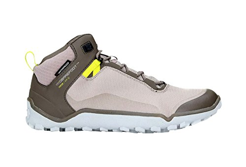 Vivobarefoot Men's Hiker Hiking Boot, Grey, 10 M US