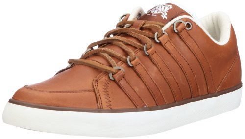 K-Swiss GOWMET II T VNZ 02816-253-M, Herren Sneaker, Braun (Sturdy Brown/Bone), EU 43 (UK 9)
