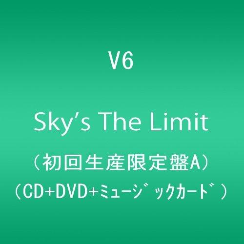 Sky\\\'s The Limit (CD+DVD+ミュージックカード) (初回生産限定A)をAmazonでチェック!
