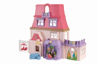 Fisher-Price-Loving-Family-Dollhouse